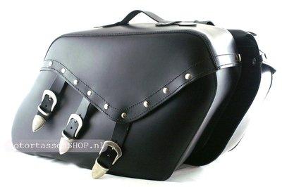 Motortas-set, zwart, 2x27L, G6005