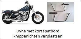 Harley Davidson Dyna vanaf 1991