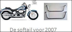 Harley Davidson Softail  (voor 2007)