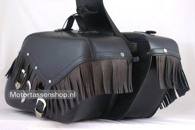Motortas-set, zwart, 2x25L, G6010
