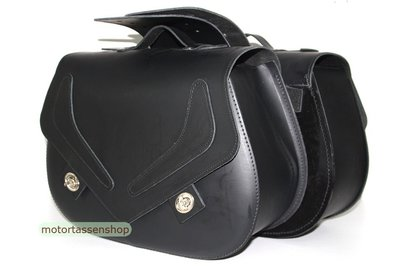 Motortas-set, zwart, 2x25L, G3070
