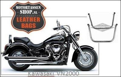 Afstandhouder Kawasaki VN900/2000