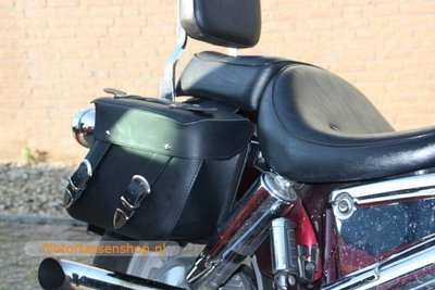 Honda motortas, zwart, 2x11L, A5050s
