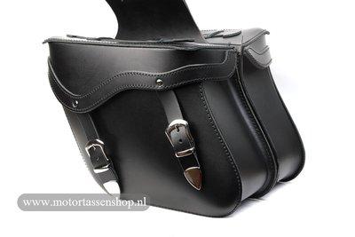 Motortas-set, zwart, 2x14L, C2050