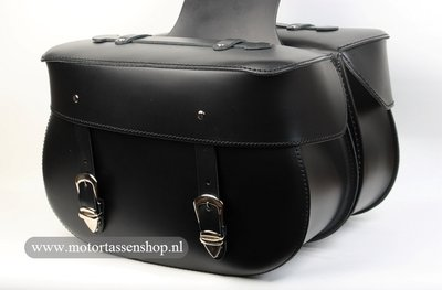 Motortas-set, zwart, 2x22L, G3050