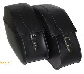 Motortas-set, zwart, 2x30L, K6050