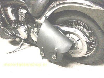Kawasaki Vulcan frametas, zwart, 10 L, F4060s