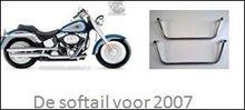 Harley Davidson Softail afstandhouder (voor 2007)
