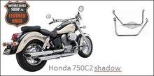 Afstandhouder Honda VT750C2 Shadow