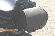 Suzuki M1800 met motortas, antiek, 1x40L, J5901